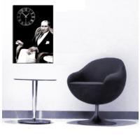 Tictac Design Kanvas Tablo Saat K. Atatürk