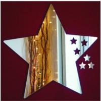 M3 Decorium Stars Dekoratif Ayna