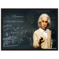 M3 Decorium Einstein Poster