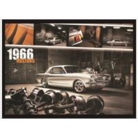M3 Decorium Mustang Poster