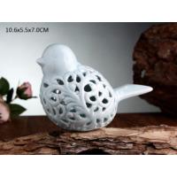 Gönül Porselen Porselen Mavi Küçük Kuş Biblo