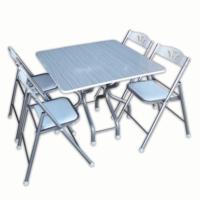 Vural Ultra Katlanır Kırma Masa Sandalye Takımı - By03
