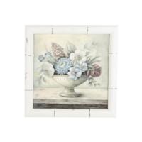 Artmosfer Dekoratif Ahşap Tablo Çiçekler-5
