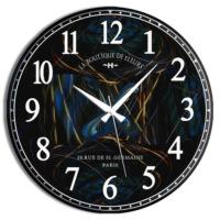 Frank Ray 60 cm Mdf Duvar Saati Paris Yazılı