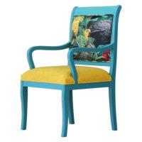 Gibi Design Brazil Mavi Sandalye