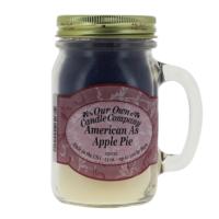 "Our Own Candle Amerıcan As ""Apple Pıe"" Büyük Kavanoz Mum"