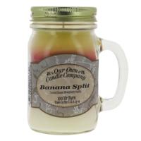 Our Own Candle Banana Splıt Büyük Kavanoz Mum