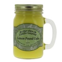 Our Own Candle Lemon Pound Cake Büyük Kavanoz Mum