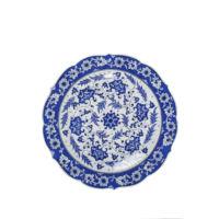 Tuart Dekoratif Tabak Mavi