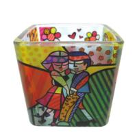 LunArt Cam Kare Tea-Lıght Love&Apple