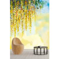 Pidekorasyon Çiçek Bahçesi Duvar Kağıdı - 9111