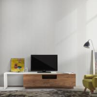 Serhat Mobilya Slide TV Sehpası - Sedef Modena