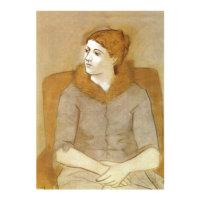 ARTİKEL Portrait of Olga 50x70 cm KS-1094