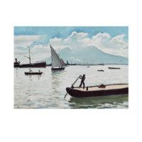 ARTİKEL Albert Marquet - The Bay of Naples 50x70 cm KS-1257