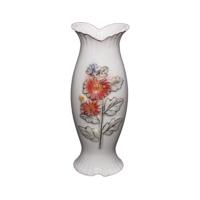 Danieli Vazo Porselen Çiçekli 18 cm