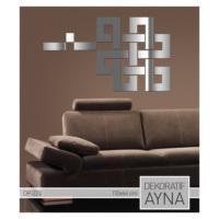 ARTİKEL Dekoratif Şekiller-2 Ayna Sticker 110x64 cm DP-223