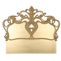 3A Mobilya Queen Elizabeth Gold Yatakbaşı