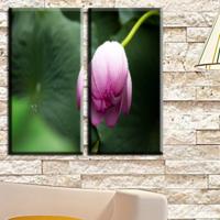 K Dekorasyon Çiçek Desenli Mdf Tablo 1061