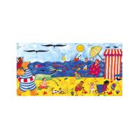 ARTİKEL Summer Time 2 Parça Kanvas Tablo 80x40 cm KS-768