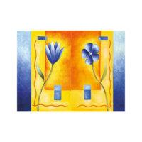 ARTİKEL East of Eden 2 Parça Kanvas Tablo 80x100 cm KS-621