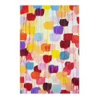 ARTİKEL Colourful Tulips 2 Parça Kanvas Tablo 60x40 cm KS-921