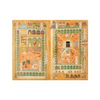 ARTİKEL Historical 2 Parça Kanvas Tablo 80x100 cm KS-951