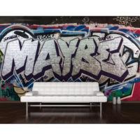 Artmodel Graffiti Poster Duvar Kağıdı PDA-26
