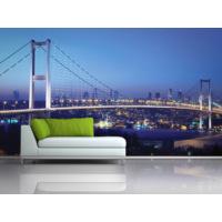 Artmodel İstanbul Gece Boğaz Manzaralı Poster Duvar Kağıdı PD-10