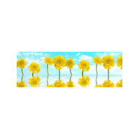 ARTİKEL So Beautiful 3 Parça Kanvas Tablo 40X120 Cm KS-379