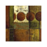 ARTİKEL Brick 4 Parça Kanvas Tablo 70x70 cm KS-242