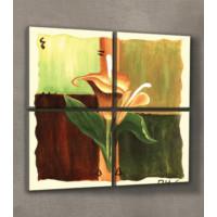 ARTİKEL Indian Summer 4 Parça Kanvas Tablo 70x70 cm KS-147