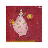 ARTİKEL Pink 4 Parça Kanvas Tablo 70x70 cm KS-139
