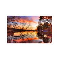 ARTİKEL Sunset 5 Parça Kanvas Tablo 135x85 cm KS-091