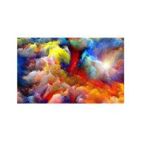 ARTİKEL Dancing Clouds 5 Parça Kanvas Tablo 135x85 cm KS-382