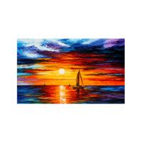 ARTİKEL Play With Fire 5 Parça Kanvas Tablo 135x85 cm KS-875