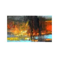 ARTİKEL Gone 5 Parça Kanvas Tablo 135x85 cm KS-970