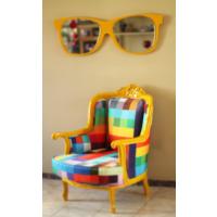 Gibi Design Raymond Sarı Gözlük Ayna
