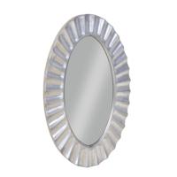 Som Art Vals Silver Ayna