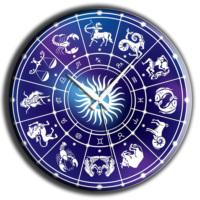 Frank Ray Astroloji 60cm Mdf Duvar Saati CZG3B181