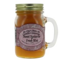 Our Own Candle Sweet Nectarıne & Fresh Mınt Büyük Kavanoz Mum