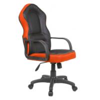 Türksit Speed Ofis Sandalyesi Siyah - Turuncu
