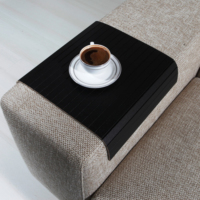 Esser Süper Siyah - Koltuk Sehpası 30x40 cm