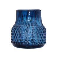 Evlina Home Mavi Cam Vazo 15 cm