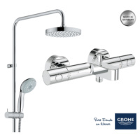 Grohe New Tempesta Termostatik Banyo Bataryalı Duş Sistem
