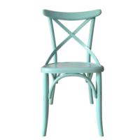 Senora Özlem Antik Su Bazlı Thonet Sandalye - Yeşil