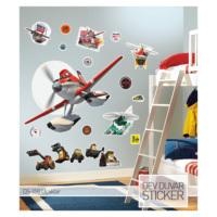 Artikel Uçaklar Dev Duvar Sticker