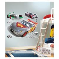 Artikel Cars-1 Dev Duvar Sticker