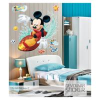 Artikel Mickey-2 Dev Duvar Sticker