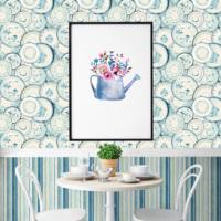 Mot Mutfak Duvar Kağıdı 10-007901