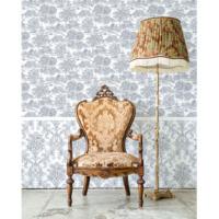 Mot Çiçekli Duvar Kağıdı 10-006403